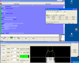 RTTY Using MMTTY and N1MM